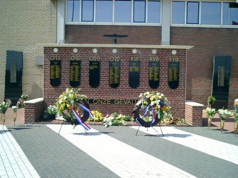 Monument Onderzeedienst Den Helder